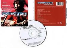 """DONOVAN """"Super Hits"""" (CD) 2000"""