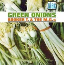 Green Onions Booker T & The Mg's Audio CD