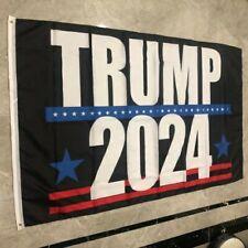 Trump 2024 flag 3x5ft Buy From American Seller