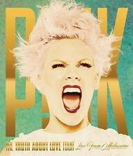 PINK: The Truth About Love Tour - Live from Melbourne (DVD, 2014) New / Sealed