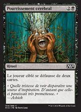 MTG Magic M15 FOIL - Mind Rot/Pourrissement cérébral, French/VF