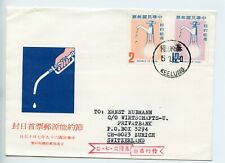 Taiwan China 1980 FDC first day cover (V796)