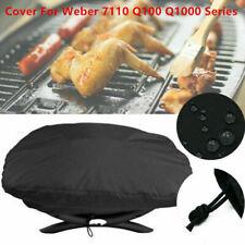 BBQ Grill Grillabdeckung Werkzeug für Weber 7110 Q1000 Serie Wasserdicht E