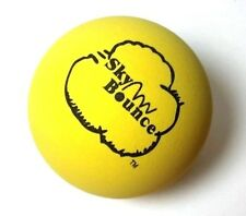 6 SKY BOUNCE YELLOW COLOR - HAND BALLS / RACKET BALL RACQUETBALL
