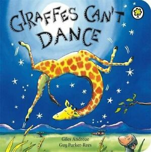 Giraffes Can't Dance Board Book by Andreae, Giles Board book Book The Cheap Fast