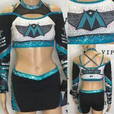 Cheerleading Uniform Allstars Camo Adult Med