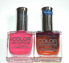 5 x Maybelline Colour Sensational Nail Polish.....