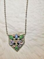 "*NEW* & *RETIRED* ~ Sorrelli ~ "" ARMY GIRL"" ~ NECKLACE ~ BEAUTIFUL !!!!!!!!!!!!!"