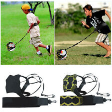 Football Soccer Trainer Sport Practice Skills Training Self Equipment Game Ball