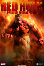 SIDESHOW RED HULK (2ND VERSION) EXCLUSIVE