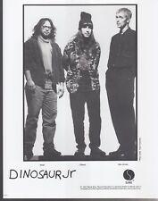 dinosaur jr where you been press kit 1993