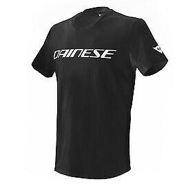 New Dainese T-Shirt Men's L Black/White #201896745-622-L