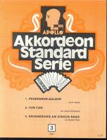 """ Akkordeon Standard Serie 3 """