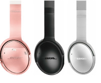 Bose QuietComfort 35 II Noise-Cancelling Headphones-Black, Silver, Rose Gold NEW