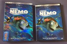 Disney Pixar Finding Nemo 2 Disc Collector'S Edition Dvd W/Slipcover