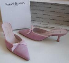 RUSSELL & BROMLEY / P.VERDI Paris Pink Summer Shoes Sz UK 4 EU 37 US 6 RRP £245