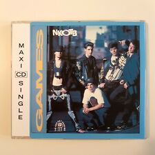 "NEW KIDS ON THE BLOCK : GAME (12"" MIX - 5:22) ♦ Maxi-CD ♦"