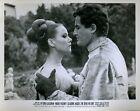 Claudine Auger Vittorio Gassman The Devil In Love Original 8x10