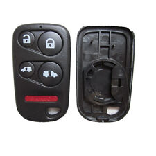 5 Buttons Smart Key Fob Shell Case W/ Button Pad For 2001-2004 Honda Odyssey