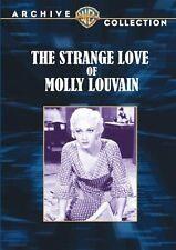 STRANGE LOVE OF MOLLY LOUVAIN - (B&W) (1933 Ann Dvorak) Region Free DVD - Sealed