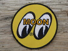 ECUSSON PATCH THERMOCOLLANT aufnaher toppa MOONEYES moto motorrad motorcycle