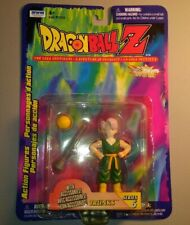 New Vintage Irwin Toys Dragonball Z DBZ Kid TRUNKS Series 6 Figure MOSC