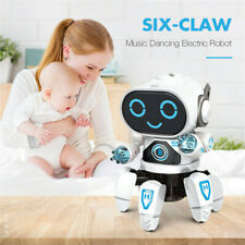 Toys for Kids Electronic Dancing LED Sound Robot 3 4 5 6 7 8 year Kids Xmas Gift