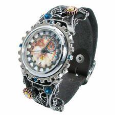 Alchemy Gothic Telford Chronocogulator Timepiece Pewter Watch - Boxed