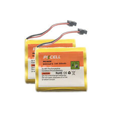 2Pcs HHR-P505 Home Phone Rechargeable Battery for Uniden BT-905 BT905 CPB-400B