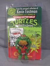 Teenage Mutant Ninja Turtles RAPHAEL  Action Figure Kevin Eastman Signed