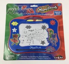 Pjmasks The Original Magna Doodle Magnetic Drawing Toy