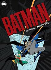 Batman The Complete Animated Series (12 DVD DISCS) Box Set
