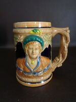 Vintage Ceramic German Style Mug (Cat.#11A063)