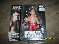 BRAND NEW! COLLECTOR'S MICHAEL BISPING UFC ACTION FIGURE!
