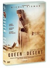 QUEEN OF THE DESERT  DVD DRAMMATICO