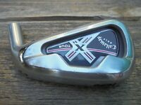 Callaway X Forged Tour Single 6 Iron Golf Club Head Right Hand Moderate Wear Pul