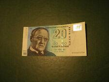 Finland Banknote 20 Markkaa 1993 !!!!!