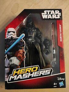 Figurine Star Wars Dark Vador - Hasbro Héro Mashers Darth vader - Neuf