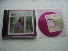 Britney Spears Time out with Britney Spears - Rare HONG KONG only VCD / NEW