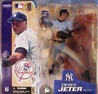 "MCFARLANE - MLB SERIES 5 – DEREK JETER - NEW YORK YANKEES – 6"" ACTION FIGURE"