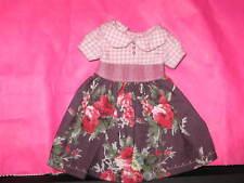 Dress By Moshi Moshi For Custom Blythe Dolls. Euc.