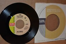 THE SYMBOLS: I WILL STILL BE THERE; IMPERIAL 66382 MINT- NORTHERN SOUL PROMO 45