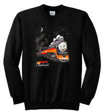 Daylight at Night Authentic Railroad Sweatshirt [97]