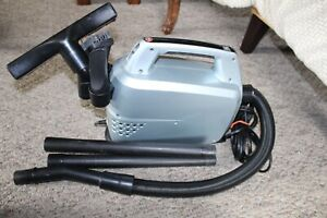 Hoover SH10000 Canister Hand Held Vacuum with hose, extension wand and tools