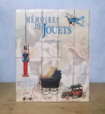MUSEE DE POISSY MEMOIRES DE JOUET COLLECTIONS POUPEES OURS TRAINS AUTOS...