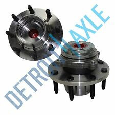 2 LEFT AND RIGHT  NO/ABS Wheel Hub & Bearing SRW FROM 3/22/99 COARSE THREAD 4x4