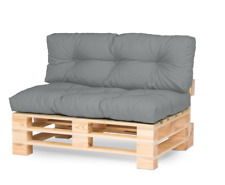 Pallet Cushion SEAT PAD Waterproof Fabric Euro Pallet Size TOP QUALITY 15CM thi