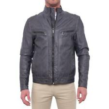 Abrigos y chaquetas de hombre motera talla L