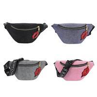 Women Waist Pack Fashion Travel Messenger Crossbody Chest Bags Sports Fanny Pack