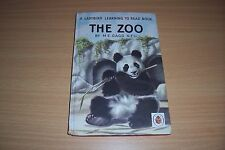 LADYBIRD BOOK The Zoo by M.E. Gagg (Hardback, 1960) 2/6 NET